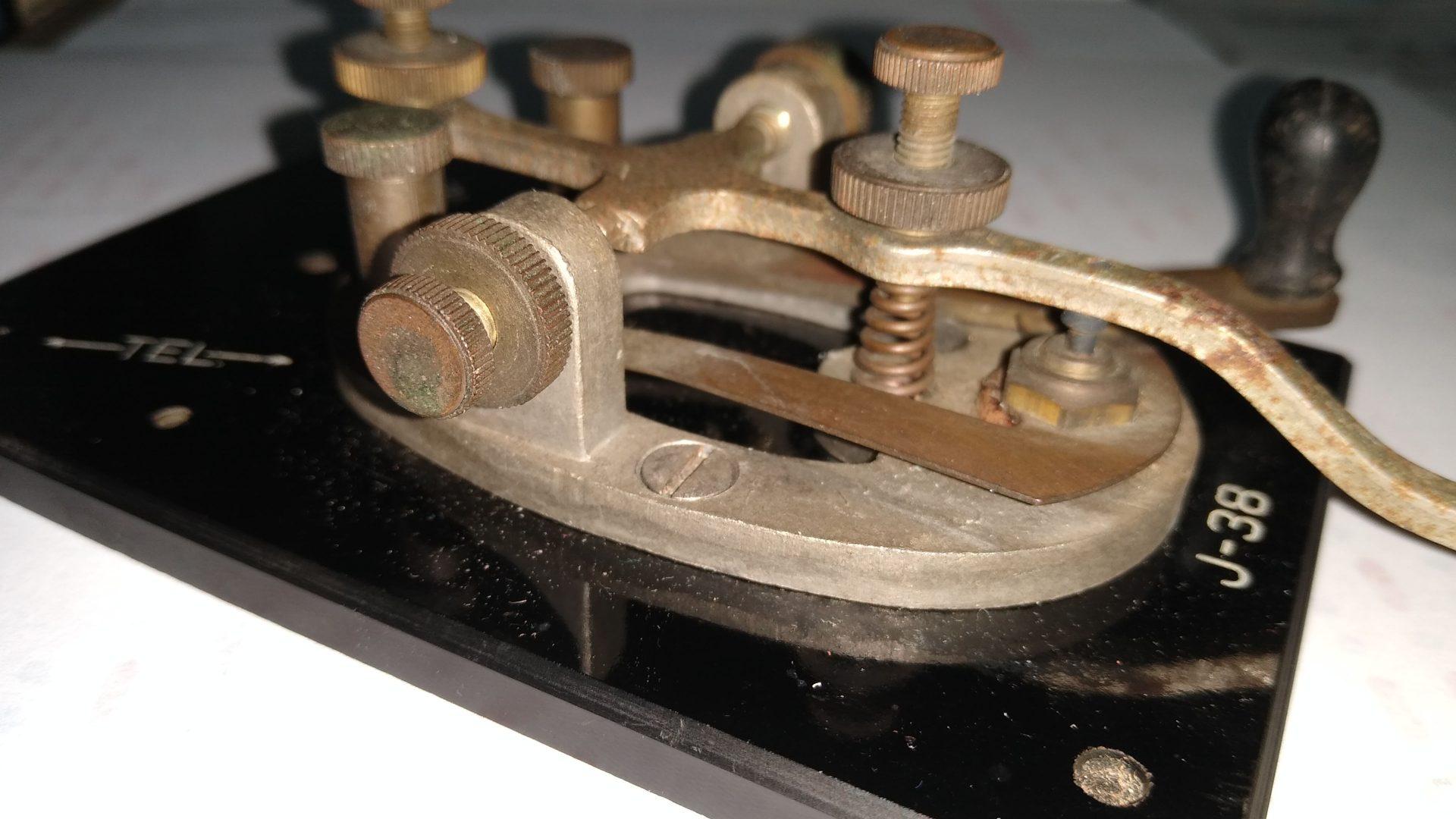 Original J-38 key