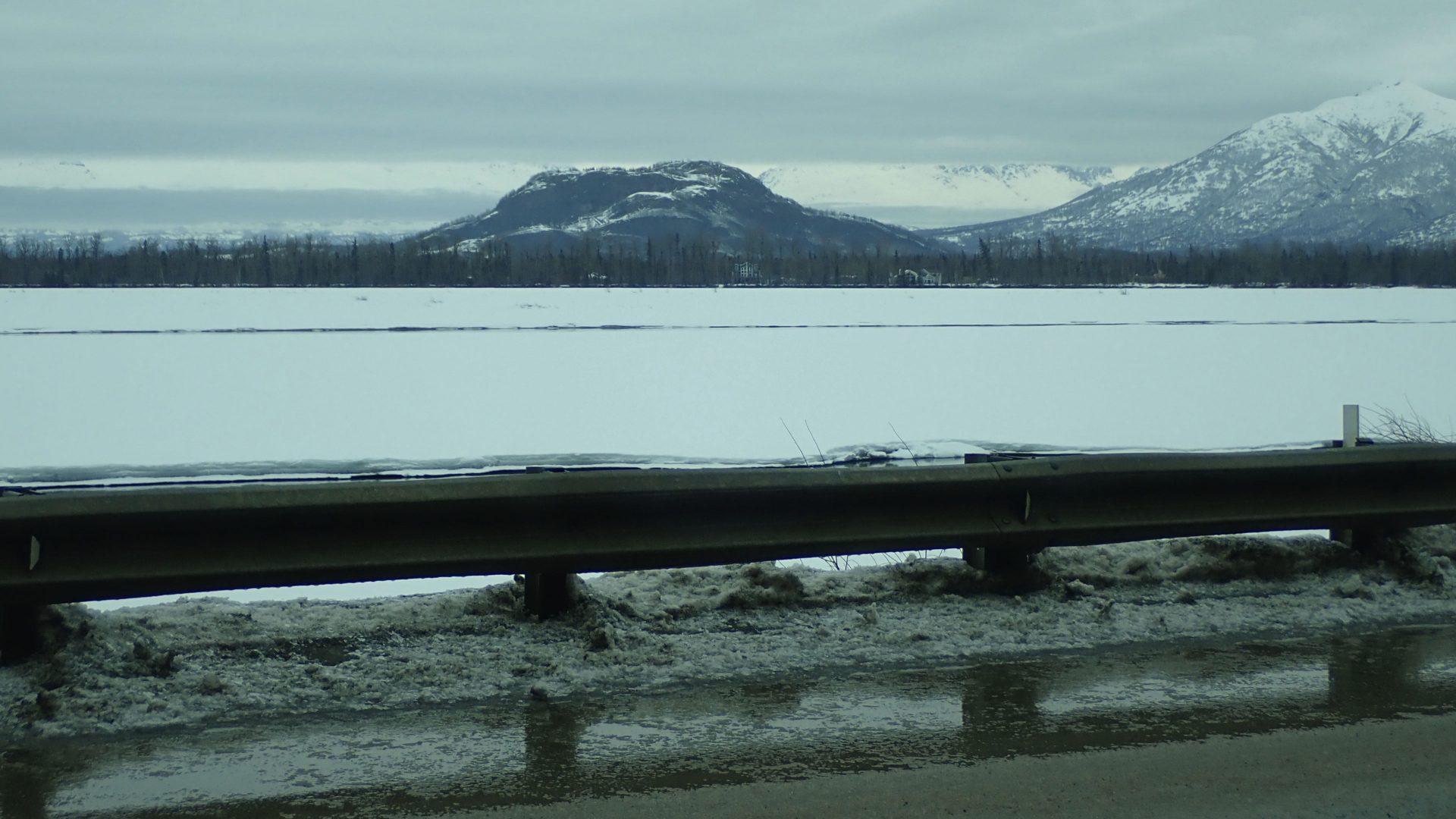Bodenburg Butte in Alaska