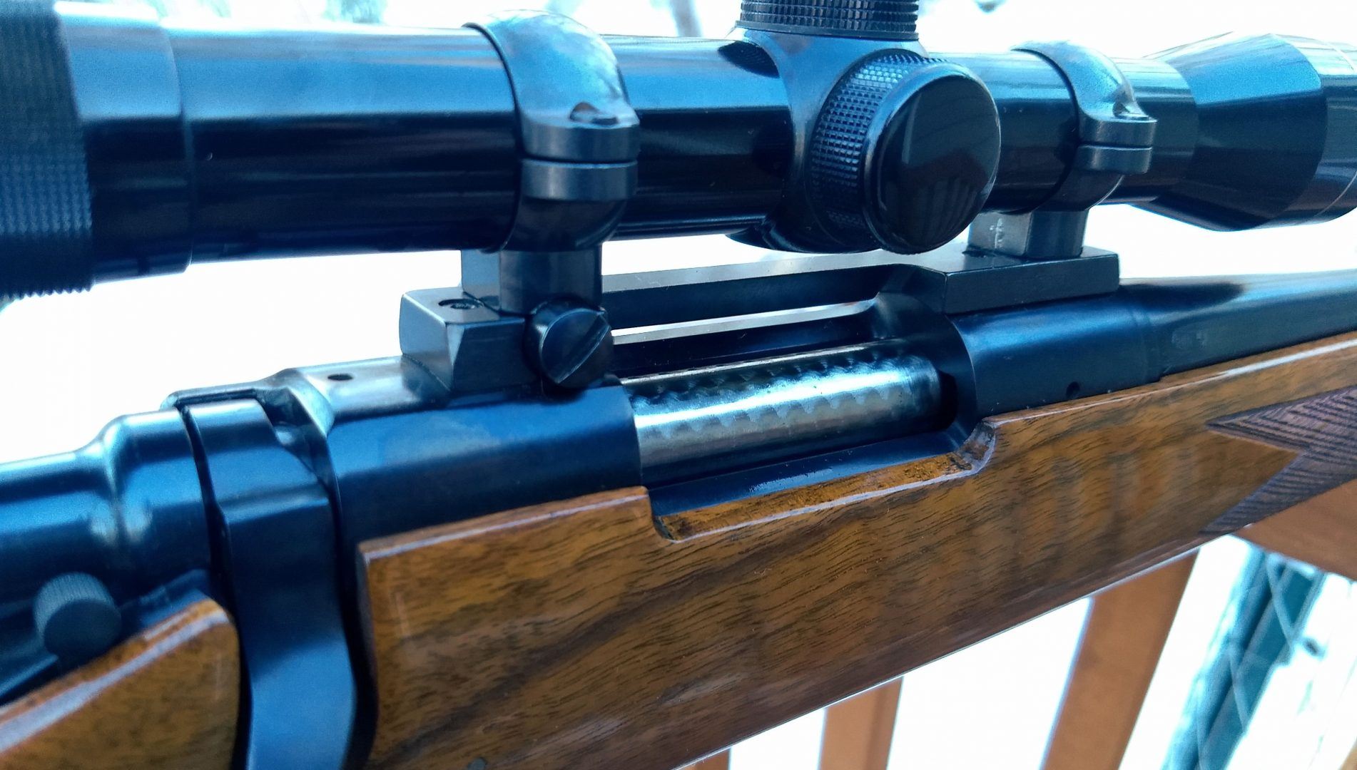 Remington model 700 before any changes